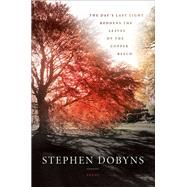 The Day's Last Light Reddens the Leaves of the Copper Beech by Dobyns, Stephen, 9781942683162