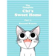 The Complete Chi's Sweet Home 1 by Kanata, Konami, 9781942993162