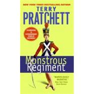 Monstrous Regiment by Pratchett Terry, 9780060013165