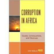 Corruption in Africa by Mbaku, John Mukum, 9780739113165