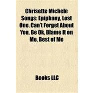 Chrisette Michele Songs by , 9781158643165