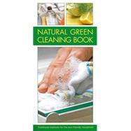 Natural Green Cleaning Book by Briggs, Margaret; Head, Vivian, 9781861473165