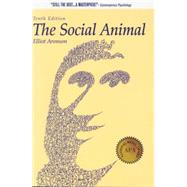 The Social Animal by Aronson, 9781429203166