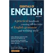 Essentials of English by Hopper, Vincent F., 9780764143168