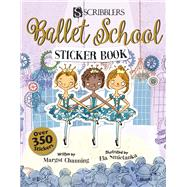 Ballet School Sticker Book by Channing, Margot; Smietanka, Ela, 9781912233168