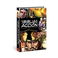 La Biblia en acción The Action Bible-Spanish Edition by Cariello, Sergio, 9780830773169