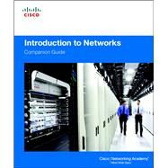 Introduction to Networks Companion Guide by Cisco Networking Academy, 9781587133169