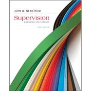 Supervision: Managing for Results by Newstrom, John, 9780078023170