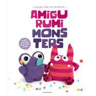 Amigurumi Monsters by Meteoor Books, 9789491643170