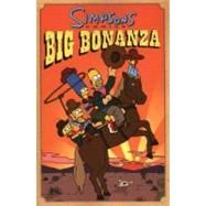 Simpsons Comics Big Bonanza: Big Bonaza by Groening, Matt, 9780060953171