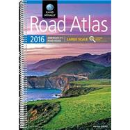 Rand Mcnally 2016 Road Atlas: Large Scale by Rand Mcnally, 9780528013171