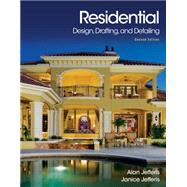Residential Design, Drafting, and Detailing by Jefferis, Alan, 9781133283171