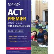 Kaplan Act Premier 2016-2017 + Online by Kaplan, 9781506203171