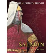 Saladin by Nicolle, David; Dennis, Peter, 9781849083171