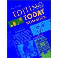 Editing Today Workbook by Smith, Ron F., 9780813813172