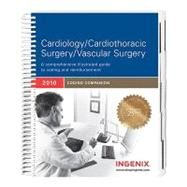 Coding Companion for Cardiology/ Cardiothoracic / Vascular Surgery 2010: A Comprehensive Illustrated Guide to Coding and Reimbursement by Ingenix, 9781601513175