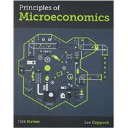Principles of Microeconomics + Digital Product License Key Folder by Mateer, Dirk; Coppock, Lee, 9780393263176