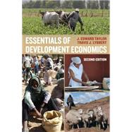 Essentials of Development Economics by Taylor, J. Edward; Lybbert, Travis J., 9780520283176