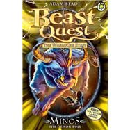 Beast Quest: 50: Minos the Demon Bull by Blade, Adam, 9781408313176