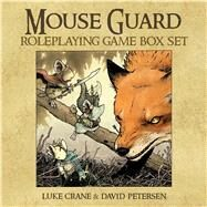 Mouse Guard Roleplaying Game Box Set by Crane, Luke; Petersen, David, 9781936393176