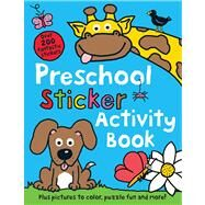 Preschool Color & Activity Book by Priddy, Roger, 9780312513177
