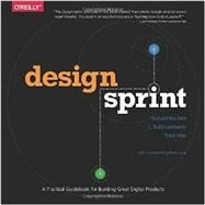 Design Sprint by Banfield, Richard; Lombardo, C. Todd; Wax, Trace, 9781491923177