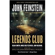 The Legends Club by FEINSTEIN, JOHN, 9780804173179
