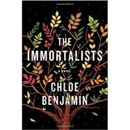 The Immortalists by Benjamin, Chloe, 9780735213180