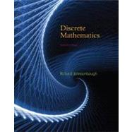 Discrete Mathematics by Johnsonbaugh, Richard, 9780131593183