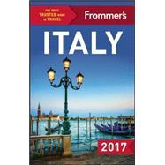 Frommer's Italy 2017 by Brewer, Stephen; Keeling, Stephen; Renzulli, Melanie; Schoenung, Michelle; Strachan, Donald, 9781628873184