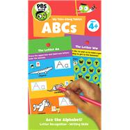 Pbs Kids My Take-along Tablet Abcs by Carson-Dellosa Publishing Company, Inc., 9781483843186