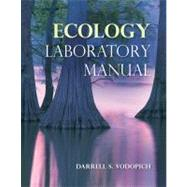 Ecology Lab Manual by Vodopich, Darrell, 9780073383187
