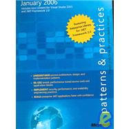 Microsoft Patterns & Practices Library-january 2006 by Microsoft Press, 9780735623187