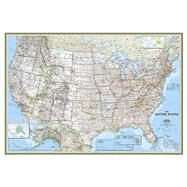 United States Classic by National Geographic Maps, 9780792293187