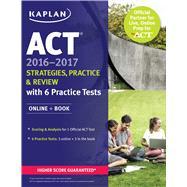Kaplan ACT Premier 2016-2017 by Kaplan, 9781506203188