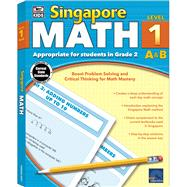 Singapore Math, Grade 2 by Thinking Kids, 9781483813189