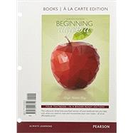 Beginning Algebra, Books a la Carte Edition plus MyMathLab with Pearson eText -- Access Card Package by Martin-Gay, Elayn, 9780134243191