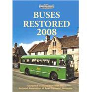Buses Restored 2008 by Ian Allan Publishing, 9780711033191
