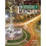 Reading and Vocabulary Focus 1 by McEntire, Jo, 9781285173191
