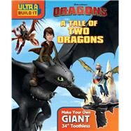 Dreamworks Dragons: a Tale of Two Dragons by Dreamworks, How to Train Your Dragon (CRT); Scollon, Bill, 9780794433192