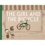 The Girl and the Bicycle by Pett, Mark, 9781442483194