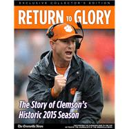 Return to Glory by Greenville News, 9781629373195