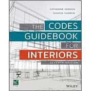 The Codes Guidebook for Interiors, Seventh Edition by Kennon, 9781119343196