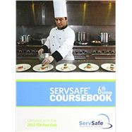 Servsafe Course Book by National Restaurant Association, 9781582803197