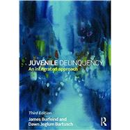 Juvenile Delinquency: An Integrated Approach by Burfeind; James, 9781138843202