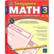Singapore Math A & B by Thinking Kids, 9781483813202