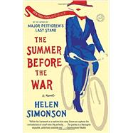 The Summer Before the War by SIMONSON, HELEN, 9780812983203