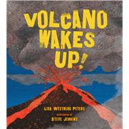 Volcano Wakes Up! by Peters, Lisa Westberg; Jenkins, Steve, 9781250073204