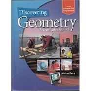 Discovering Geometry: An Investigative Approach by Serra, Michael, 9781465213204