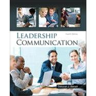 Leadership Communication by Barrett, Deborah, 9780073403205